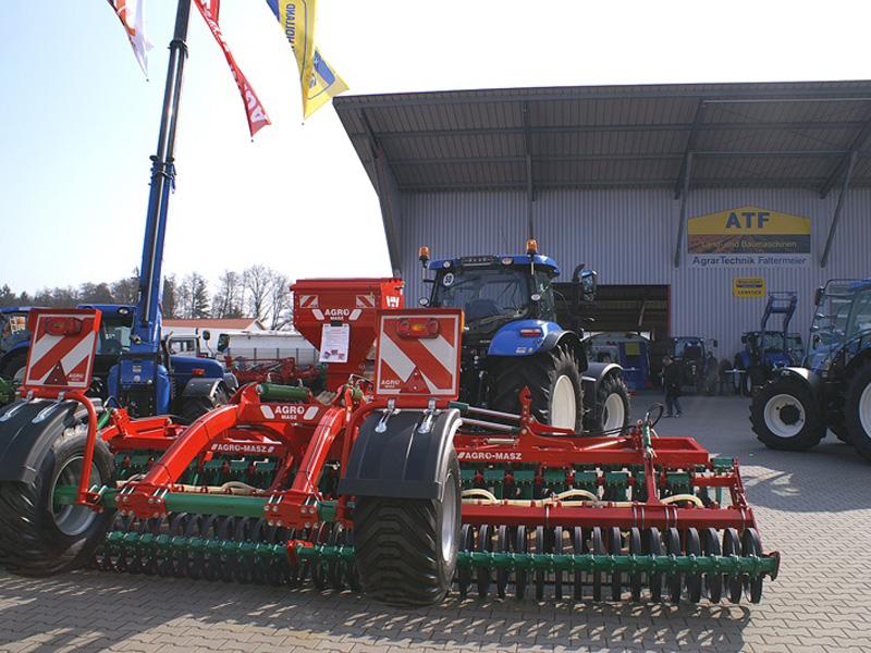 Agrartechnik Faltermeier Land Und Baumaschinen Home